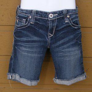 BIG STAR Cutoff Shorts, Size 28 Casey K, Bermuda
